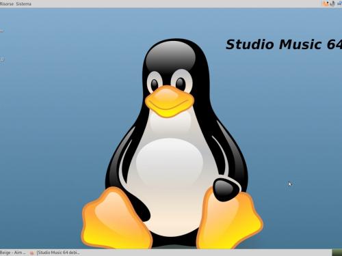 New Studio Music 64 (Debian Bullseye based + kx studio repositories)